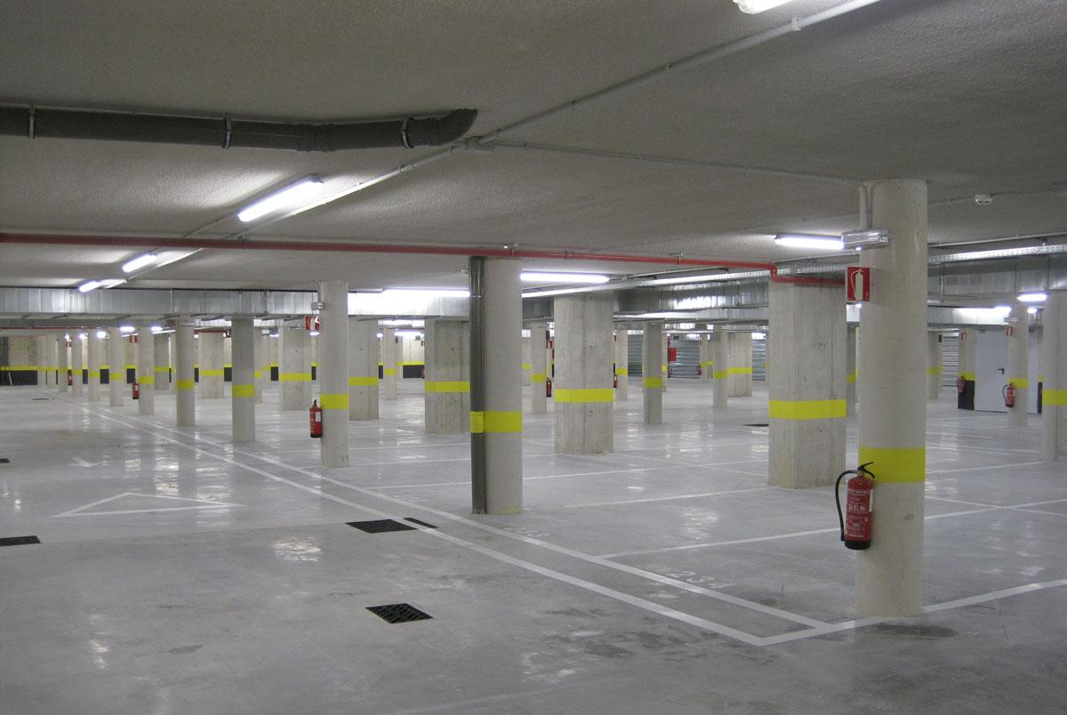 responsabilidad civil estacionamiento