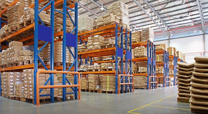 seguro de mercancías en almacén