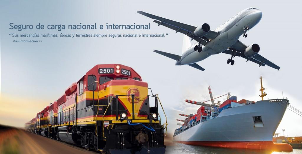 seguro de carga nacional e internacional